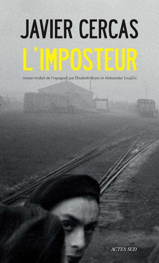 L Imposteur Prix Du Livre Europeen