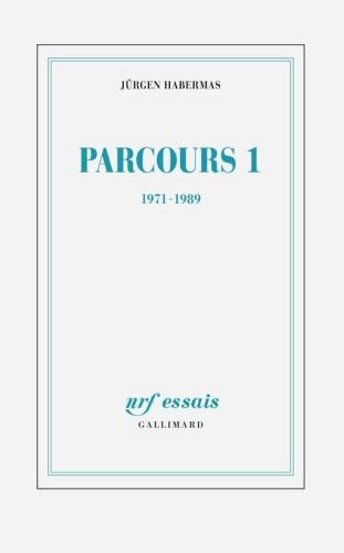 Parcours 1 (1971-1989) et parcours 2 (1990-2017)