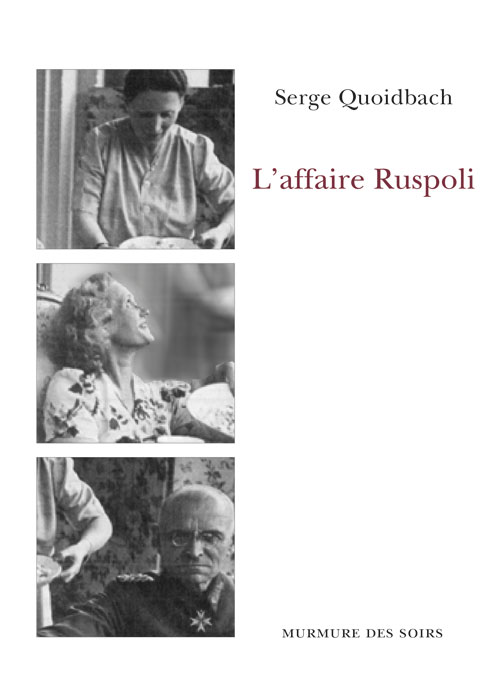L'affaire Ruspoli